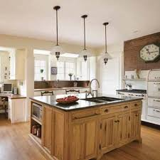 Mission Style Kitchen Lighting Mission Style Kitchen Island Home Design Ideas