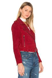 blanknyc moto jacket red moon women blanknyc faux leather jacket pink wide range