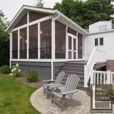 Screened In Porch Design screened porch and garage oasis the porch panythe porch pany 5498 by uwakikaiketsu.us