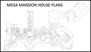 >ultimate mega mansion house plans to live like royalty supreme  mega mansion house plans