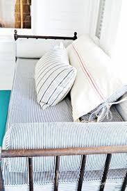 cozy daybed on the sleeping porch via ebbtide cottage on tybee island studybedrm adi nag sleeping porch