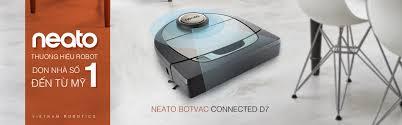 Robot Hút Bụi Neato tại Đà Nẵng - Robot Lau Nhà Thông Minh Giá RẺ