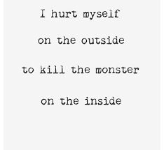 Self Harm Quotes Enchanting Quotes Self Harm Quotes Images