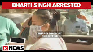 Bharti Singh Arrested By NCB After ...