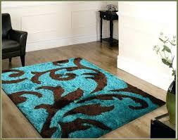 brown blue area rugs com premium modern rug swirls cream brown and blue area rug