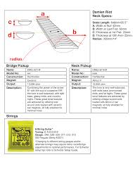 pdf manual for schecter guitar riot 6 schecter guitar riot 6 pdf page preview