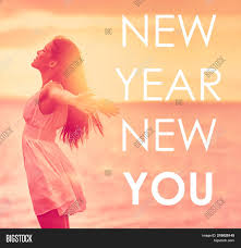 New Year New You Image Photo Free Trial Bigstock