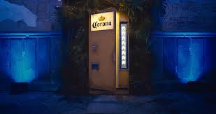 Corona Vending Machine For Sale Simple Brandchannel Corona Woos With Secret VR Paradise