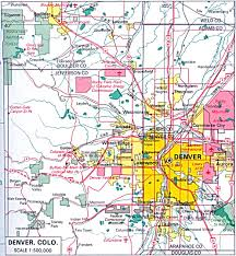 colorado maps  perrycastañeda map collection  ut library online