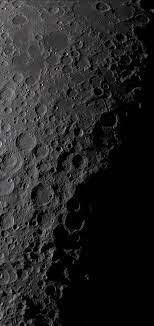 Moon's surface - NASA: S10wallpapers