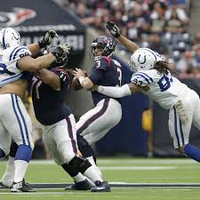 Incompletions Texans Colts Party Like Its 2016 Battle