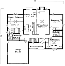 1600 sq ft house plans with garage luxury 1500 square foot ranch house plans without garage