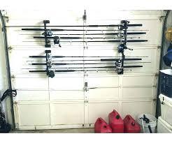 wall mount fishing rod holder wall fishing pole holder fishing rod wall rack cobra storage garage