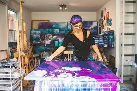 undercur shaylen broughton makes her splash on richmond s art scene