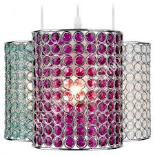 purple chandelier lamp shades monaco motor show for mini chandelier shades with beads