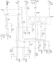 chevy wiring diagram headlights flashers turn signals etc van