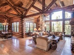 best 25 log cabin houses ideas