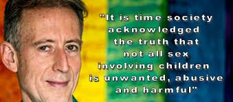 Image result for pie and peter tatchell