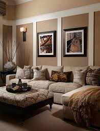 brown living room. Simple Living Stylish Design Brown Living Room Ideas Chic  About Inside G