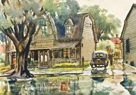 John Alton Collins   Art Auction Results