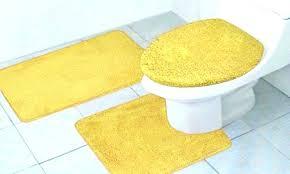 5 piece bathroom rug sets 5 piece bathroom rug sets plush set 3 red scroll bath
