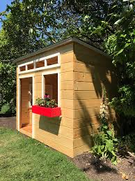 it took me twice as long as jen to build the playhouse in part because i made a couple of silly mistakes i attached the plates on the wrong side of the