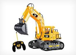 Top Race Full Functional RC Excavator 50 Best Toys for 5 Year Olds - Kindergarten Boys and