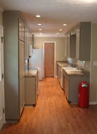 recessed lighting design galley kitchen. kitchen lighting recessed lights in cylindrical copper modern bamboo black countertops backsplash islands flooring design galley
