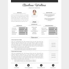Creative Director Resume Templatecv Listpdflinksgoodies