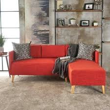 modern 2 piece chaise sectional sofa set by knight home 2 piece sectional sofa with chaise