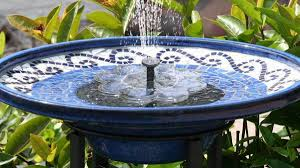 Best Solar Landscape Lights Consumer Reports The Best Solar Fountain Chicago Tribune