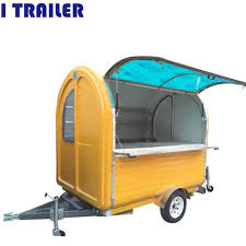 Vending Machine Trailer Fascinating China Popular New Products Food VanHot Dog CartFood Trailer