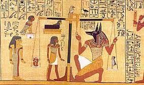 Resultado de imagen de peso corazon yo soy egipto