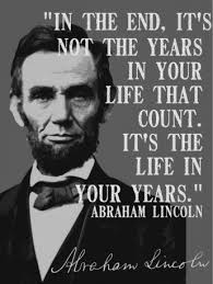 Abraham Lincoln Quotes Extraordinary Abraham Lincoln And Ronald Reagan Job Quotes Healthcare IT Today