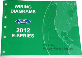 2012 ford e series electrical wiring diagrams e150 e250 e350 e450 wiring diagrams 2012 ford e series
