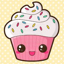 cute cupcake drawing. Unique Drawing Happy Cupcake Cartoon Inside Cute Drawing U