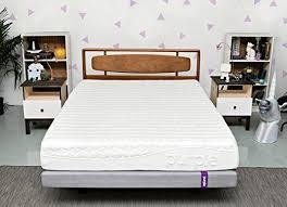Amazoncom Purple Full Mattress Hyper Elastic Polymer Bed