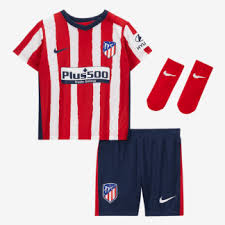 The clubs football kit is popular both in spain and around the globe and we are. Atletico Madrid 20 21 Home Kit By Nike Buy Arrive