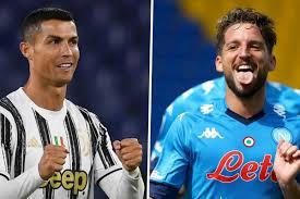 Juventus Turin vs. SSC Neapel: TV, LIVE-STREAM, Highlights, TICKER,  Aufstellungen und Co. - hier läuft der Supercup heute live