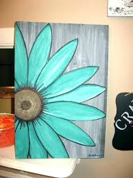 Easy paintings on canvas Cute Canvas Hectareme Decoration Easy Wall Art Canvas Ideas Large Fresh Painting Picture