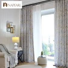 Living Room Country Curtains Online Get Cheap Modern Country Curtains Aliexpresscom Alibaba