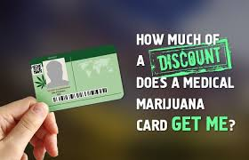 Much Does Get Discount Card Medical How Of A Me answered Marijuana