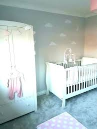 purple and grey nursery baby room ideas pink gray rug g bedroom for girls decals walls