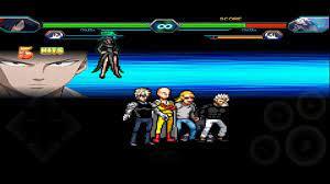 The 8th Hidden Ultimate Attack of Saitama 2 - Bleach VS Naruto MUGEN