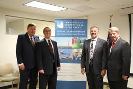 hampton roads chamber of commerce and chambers for innovation and clean energy hold round table discussion chamber news news hampton roads chamber