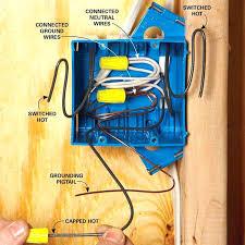 no ground wire in box elegant installing ceiling fan no ground wire install ceiling fan