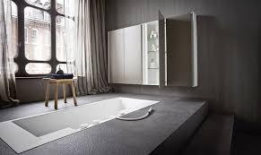 view in gallery ergonomic sunken bathtub installation by rexa puts bath accessories within reach 2 thumb 630x374 20103 ergonomic
