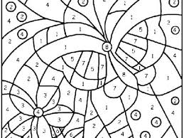 Spring Holiday Coloring Pages Kids Preschool Flowers Childrens