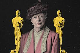 Who Says Maggie Smith Can't Win an Oscar for 'Downton Abbey ...