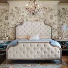High end Upholstered Beds Headboards Humble Abode